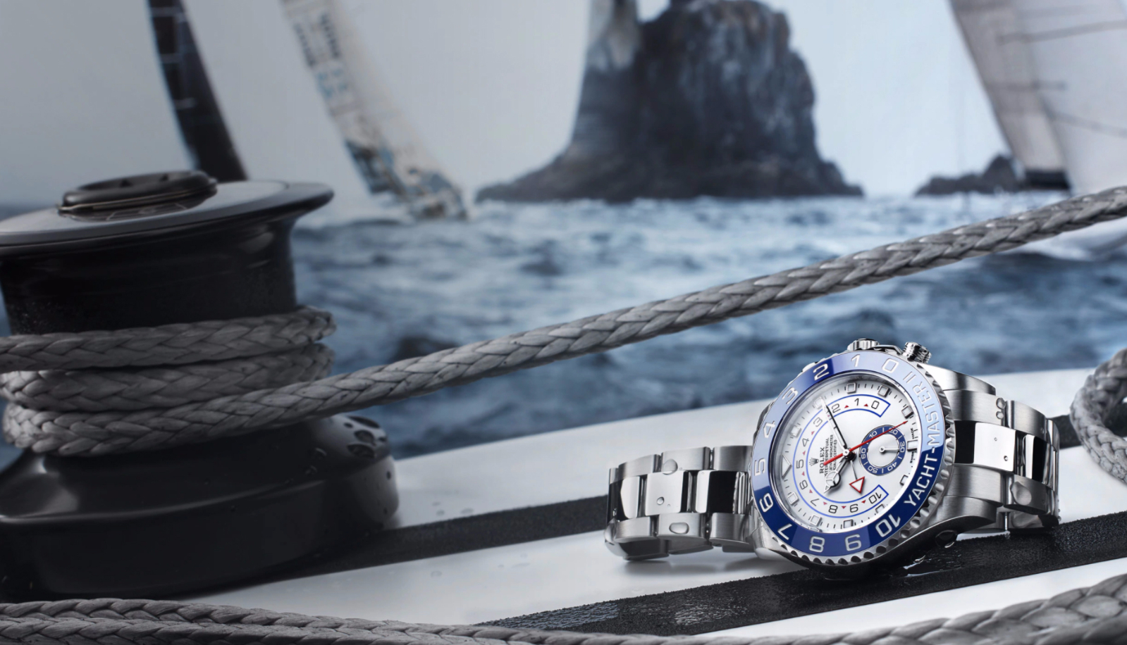 OYSTER PERPETUAL<br/>YACHT-MASTER II