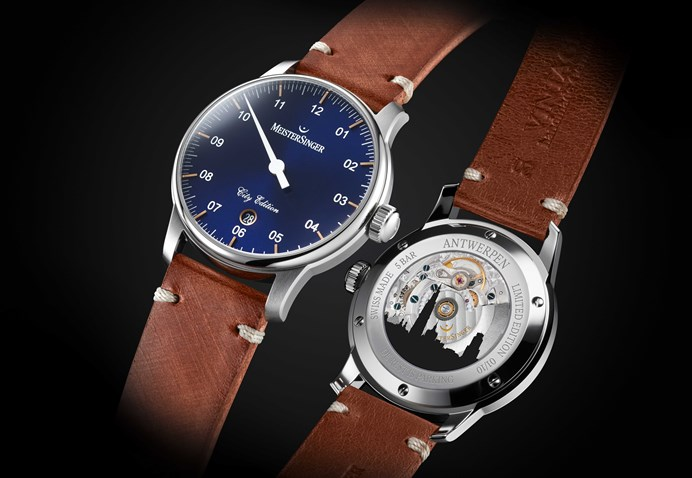 The Meistersinger Antwerp City edition